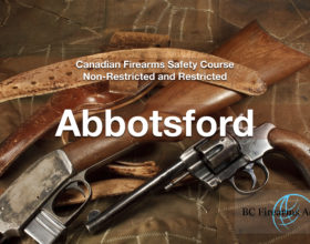 CFSC/CRFSC – Canadian Firearms Safety Course & Restricted Safety Course Sep 20/21