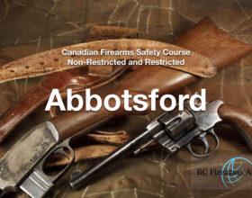 COMBINED CFSC/CRFSC (PAL/RPAL) Abbotsford Sat – Sun Nov 23 – 24