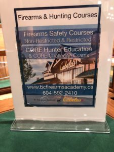 Day 2 of the firearms safety course in Abbotsford. If you are interested in firearms or hunter training visit BC Firearms Academy at www.bcfirearmsacademy.ca .