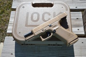 "Developed for the military and now marketed as a ""do all"" handgun, the new Glock 19X blends a full-sized frame with a compact slide and Gen 5 features."