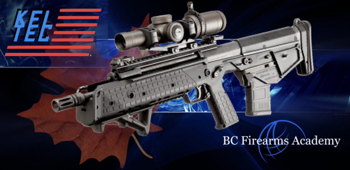 Kel-Tec RDB NON-RESTRICTED Bullpup Rifles