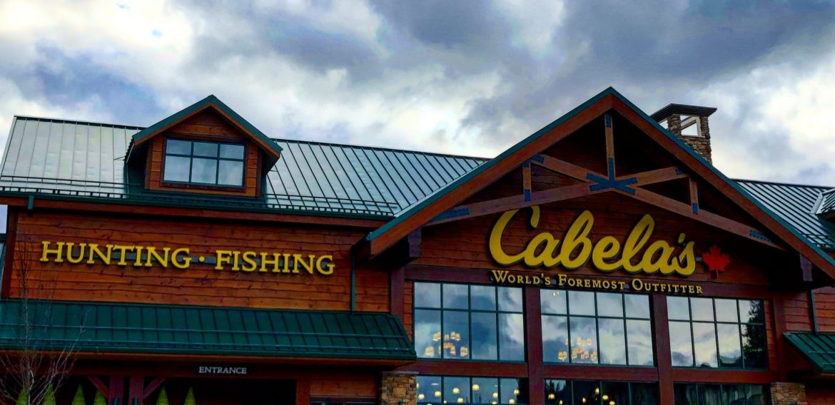 Cabela's Abbotsford Firearms & Hunting Courses & New Store Course