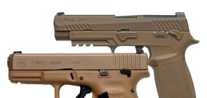 SIG Will Offer the Army's New Pistol toCivilians SIG M17 Canadian Update