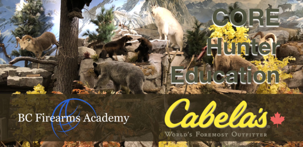 Canadian Firearms Safety Course at Cabela'sAbbotsford