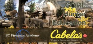 Canadian Firearms Safety Course at Cabela'sAbbotsford BC Firearms Academy