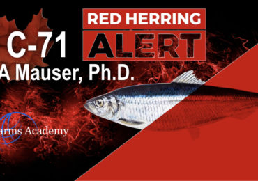 Bill C-71 Is A Red Herring GARY MAUSER