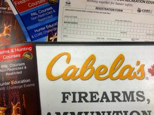 CORE Challenges and CORE Hunter Education Course Exams at Cabela's Abbotsford