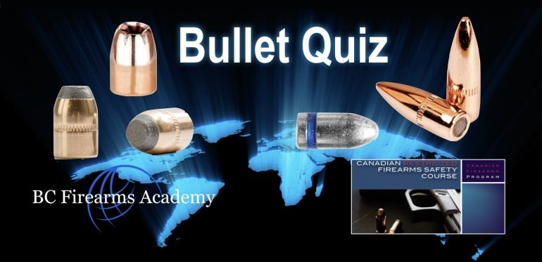 Flash Cards of Projectile Types