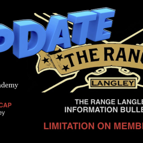 The Range Langley Caps Membership  Effective 8 July 2018