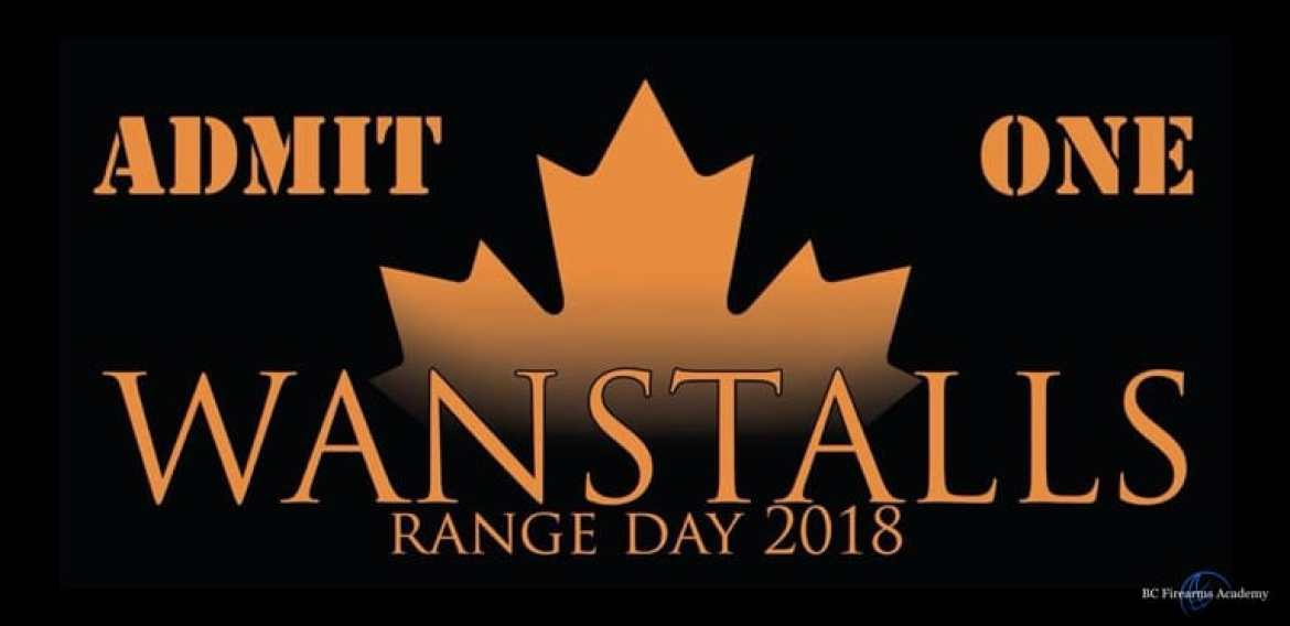 Wanstalls Range Day at The Range Langley July 15 2018