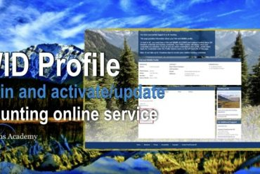 How to sign in and activate/update your FWID profile on the BC Hunting online service