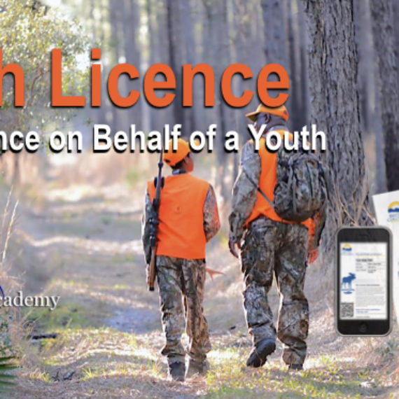 Buy a Hunting Licence on Behalf of a Youth in BC with your FWID
