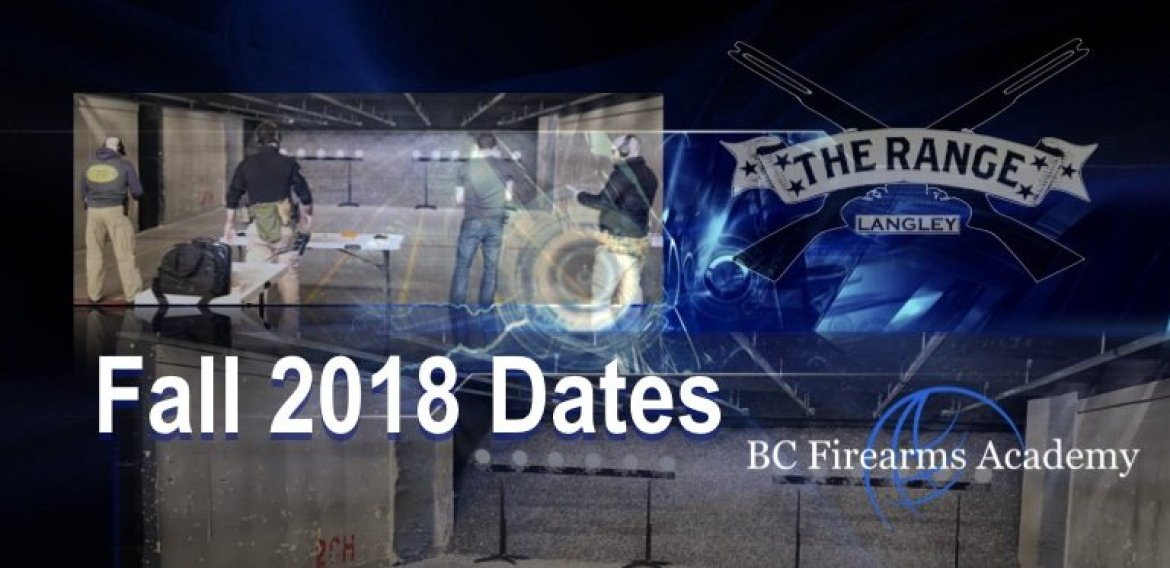 Steel Showdown at The Range Langley with BC Firearms Academy 2018