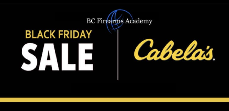 Black Friday Gift Card Giveaway Cabela's Abbotsford 2018