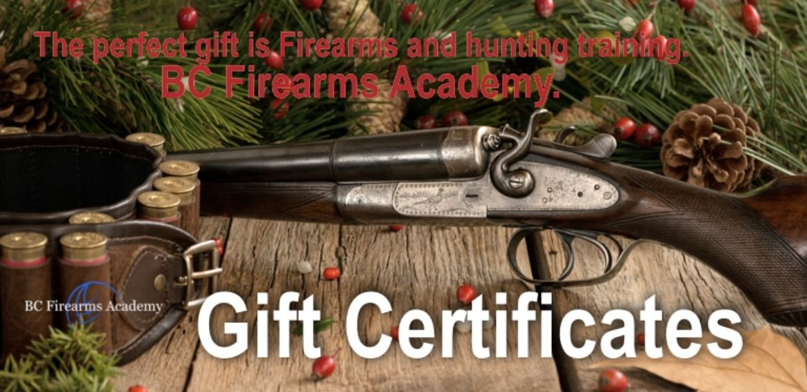 PAL & CORE Course Gift Certificates