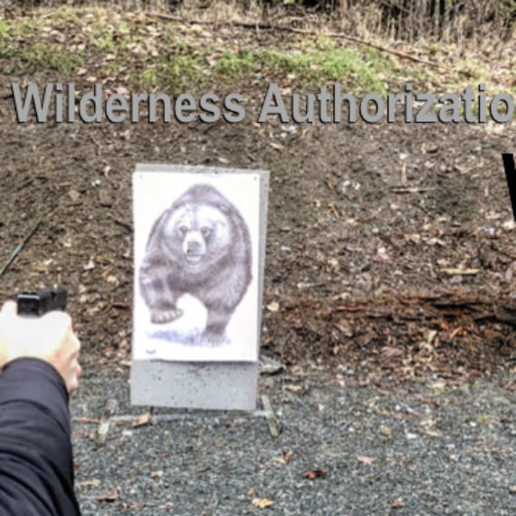 Using a Firearm for Wilderness Protection WATC December 2018