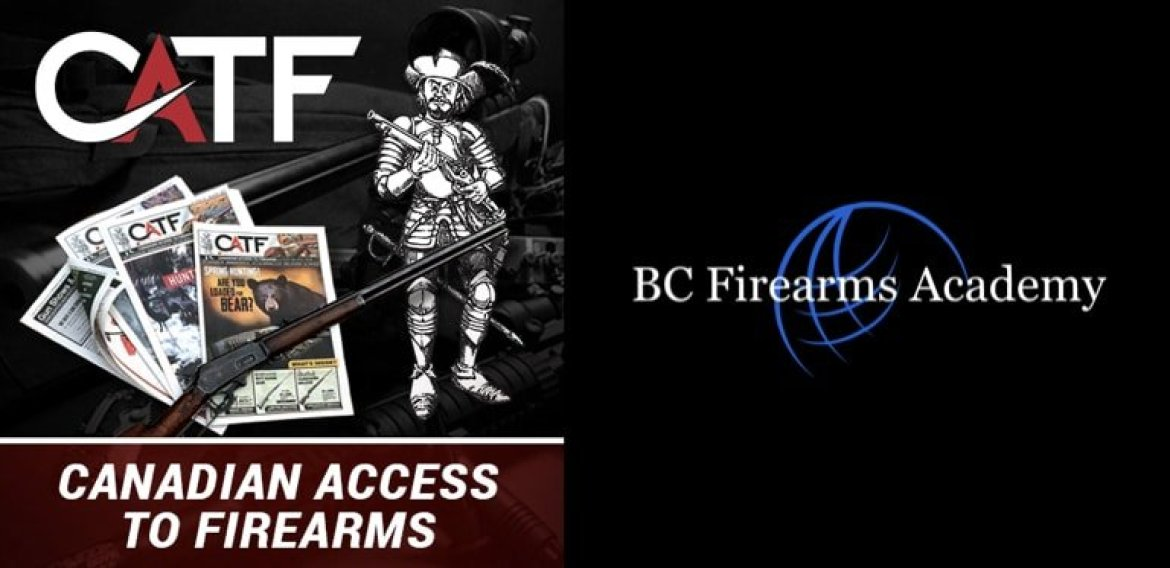 CATF Canadian Access to Firearms Buy-and-Sell Newspaper