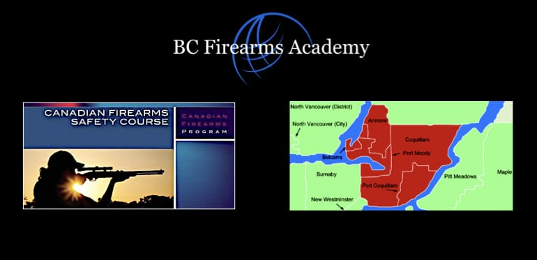 Pal Courses and Firearms Training Serving the Tri-Cities at the Justice Institute