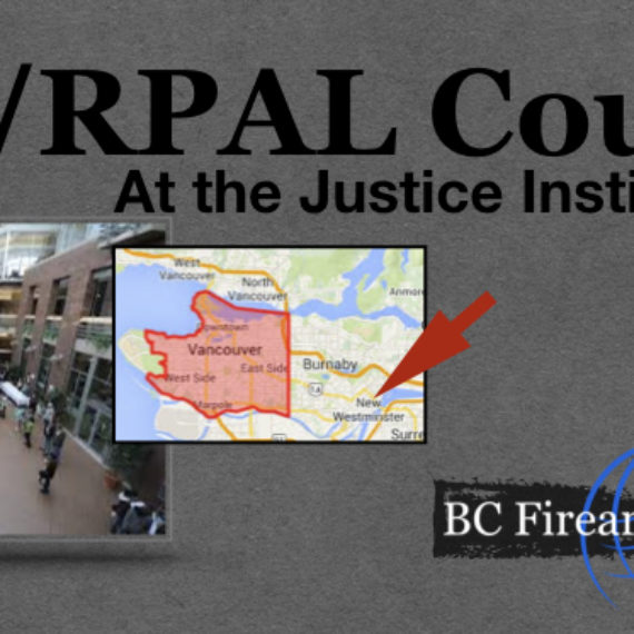 CFSC/CRFSC Courses at the JIBC in New Westminster