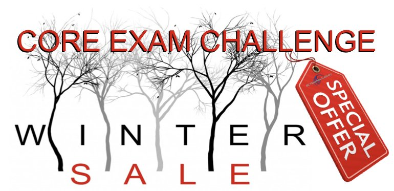 CORE Exam Challenges $25 with BCWF Certified CORE Examiners