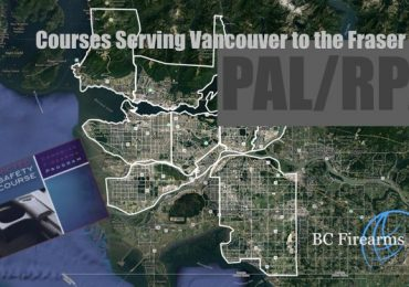 PAL COURSES Serving the Lower Mainland