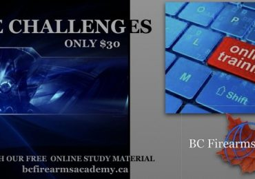 CHALLENGE THE CORE EXAM With BC FIREARMS ACADEMY