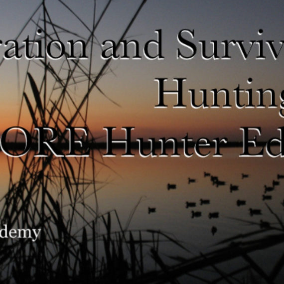 Preparation and Survival Skills For Hunting In BC