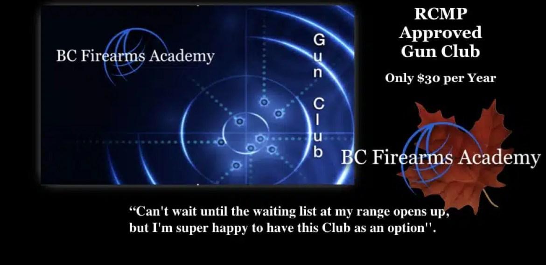 Do You Need a Gun Club Membership Before C-71 Passes?