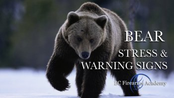 Online Bear Safety Resource & STAY SAFE in Bear Country Course. You will receive a certificate as proof of completion.