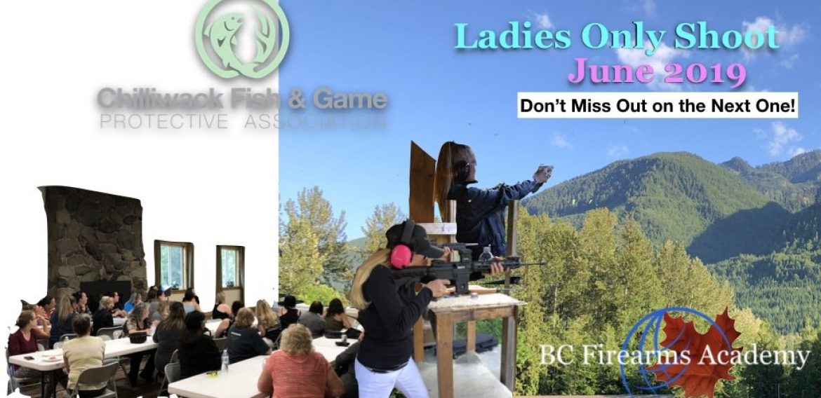 Ladies-Only Shoot at CFGPA was Awesome! Don't Miss the Next One!