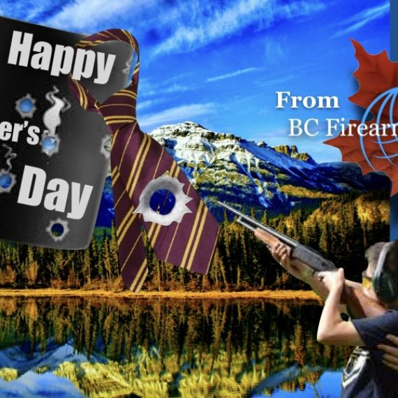 Happy Father's Day 2019 from BC Firearms Academy!