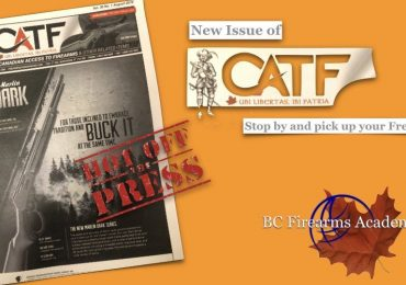 New Issue of CATF Now Available!