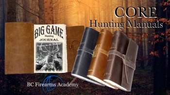 Hunter Education Program Student Manuals