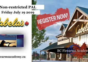 Non-Restricted Only (PAL) Course Coming Up!