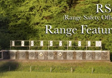 Range Components and Features RSO (Range Safety Officer)