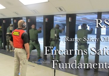 The Fundamentals of Firearms Safety RSO (Range Safety Officer)