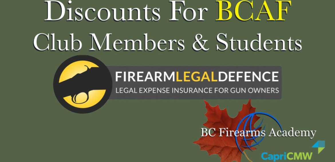 Discount On Legal Expense Insurance for Gun Owners