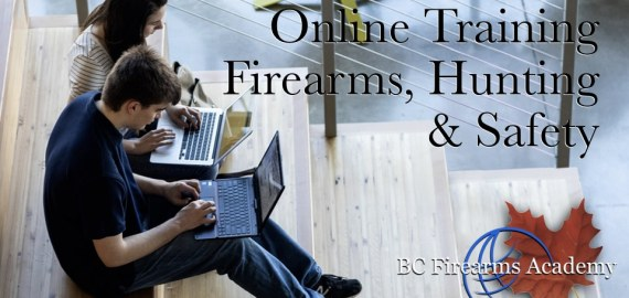 Online Firearms, Hunting & Safety Training