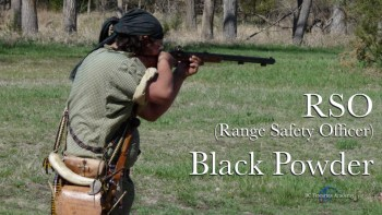 Black Powder Considerations RSO (Range Safety Officer)