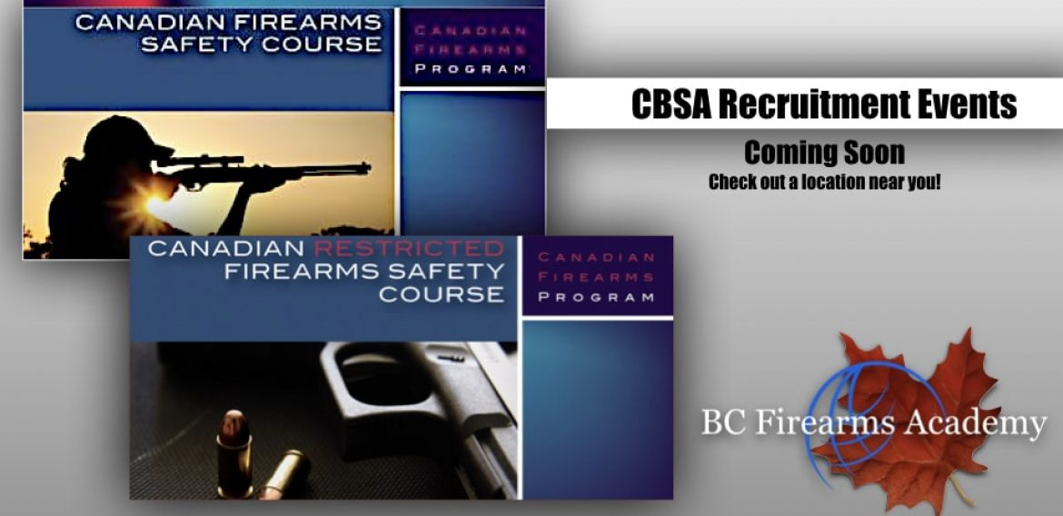 Prepare for Your Exciting Career with Canadian Border Services Agency