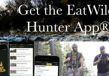 EatWild: Hunter App®