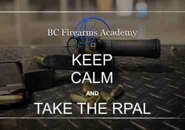 PAL Courses This Weekend get Your Firearms License