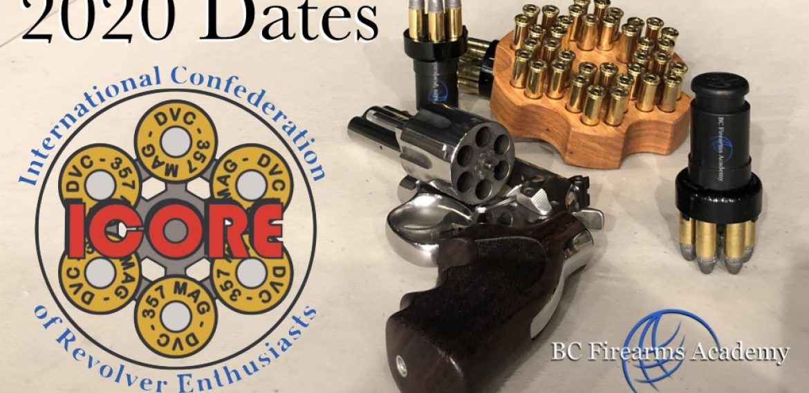 2020 ICORE Matches at the Chilliwack Fish and Game Protective Association