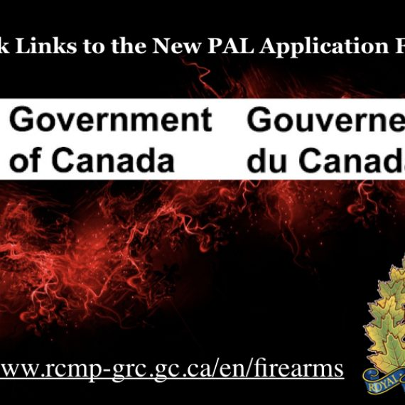 Quick Links to the New PAL Application Forms from the CFP