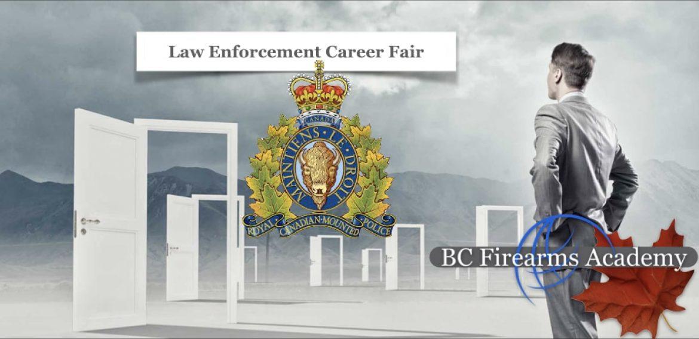 RCMP Law Enforcement Career Fair Feb 22, 26
