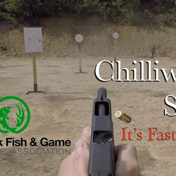 Speed Steel at Chilliwack Fish and Game