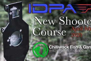 IDPA New Shooter Course April 4th, 2020