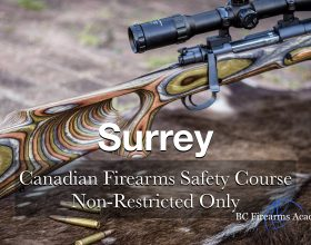 NON-RESTRICTED CFSC (1-day PAL) SURREY Friday May 14