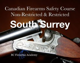 COMBINED CFSC/CRFSC (PAL/RPAL) South Surrey Sat-Sun January 23-24