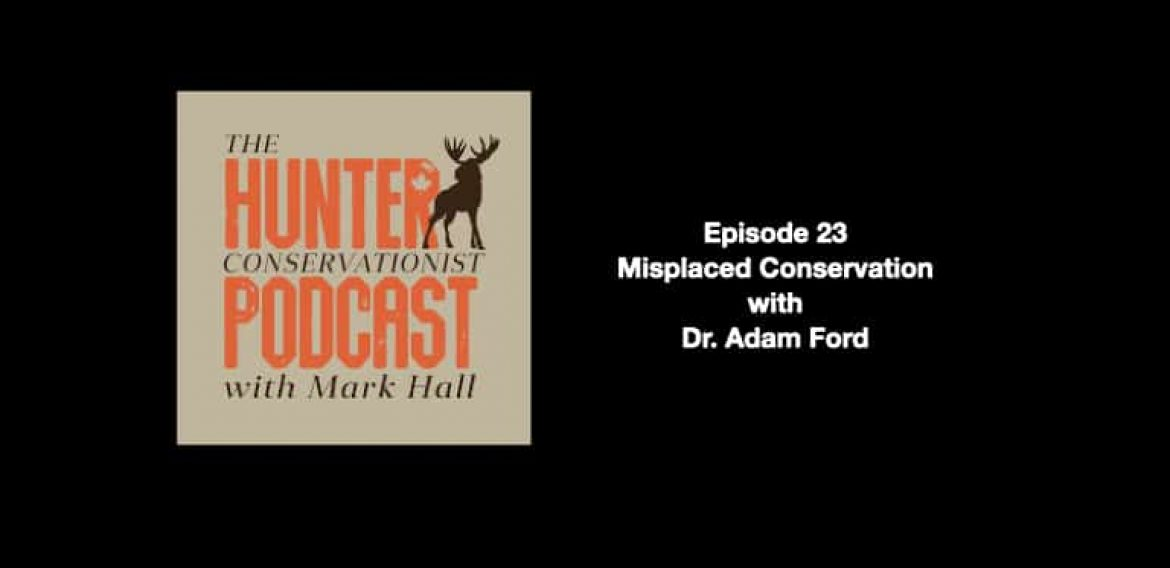 Episode 23: Misplaced Conservation